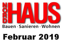 Logo der Messe Nordhaus in Oldenburg 2019