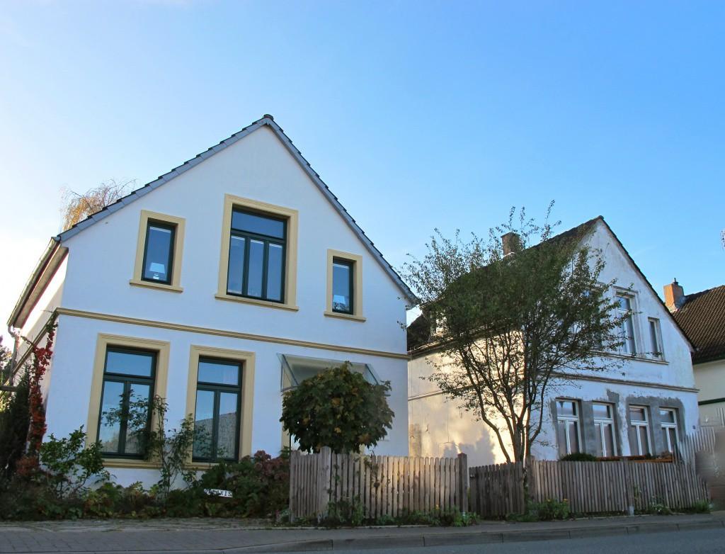 holzfenster, oldenburg, traditionell